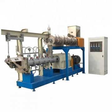 CE Approved Swimming Fish Food Processing Machine