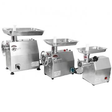 Stainless Steel Meat Grinder In Food Processing