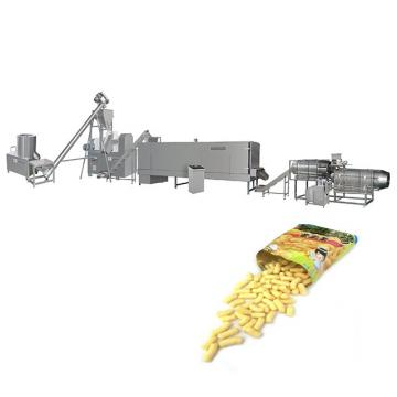 Industrial Doritos Corn Chips Processing Line Puff Food Equipment