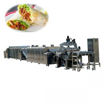 Corn Chips and Tortilla Chips Processing Food Machine