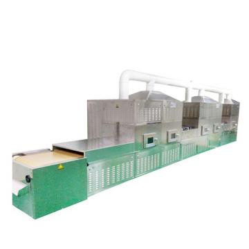 Gas-Heated Continuous Drying Machine Dryer for Spice Herbs