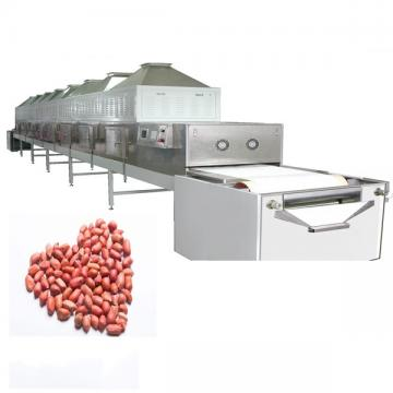 Easy Installed Microwave Drying Equipment for Fish /Shrimp/Seafood for Small Factory