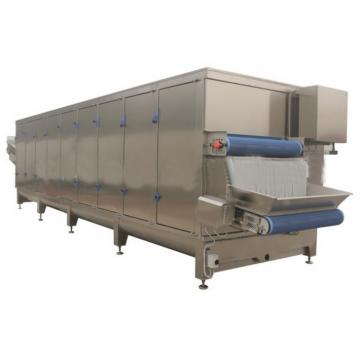 Industrial Hot Air Belt Drying Machine Food Drying Equipment