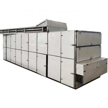 Professional Continuous vacuum tray dryer Fluid Bed Dryer machine