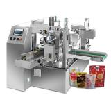 Chain Bucket Weighing Fried Potato Chips Dry Fruits 50g 100g Plastic Bag Packaging Machine